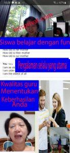 les privat bahasa inggris online